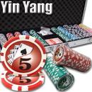 Brybelly 600 Ct - Custom Breakout - Yin Yang 13.5 G - Aluminum