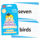 Brybelly Sight Words Flashcards, Second Grade