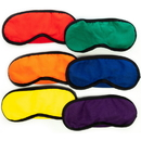 Brybelly Cotton Blindfolds, 6-pack