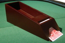 Brybelly 8-Deck Wooden Blackjack Shoe