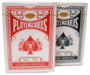 Brybelly 2 Decks Brybelly Playing Cards (Wide Size, Standard Index)