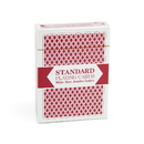Brybelly Red Deck, Brybelly Playing Cards (Wide Size, Jumbo-Index)