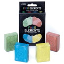 Brybelly Four Elements Mini Playing Cards 4-pack
