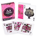 Brybelly Realtree Pink Paradise Camouflage Playing Cards