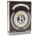 Brybelly Black Brybelly Elite Medusa Deck - Wide Size / Reg. Index