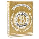 Brybelly Gold Brybelly Elite Medusa Deck - Wide Size / Reg. Index