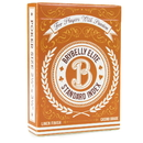 Brybelly Orange Brybelly Elite Medusa Deck - Wide Size / Reg. Index