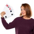 Brybelly Jumbo Oversize Playing Cards 4.5