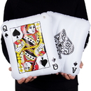 Brybelly Inflatable Playing Cards, 2-pack