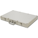 Brybelly 1,000 Ct Aluminum Case