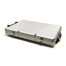 Brybelly 1,000 Ct Rolling Aluminum Case
