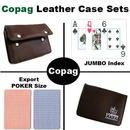 Brybelly Export Poker Jumbo Leather Case