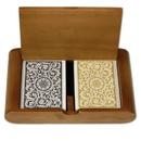 Brybelly 1546 Black Gold Poker Size Regular Box Set