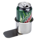 Brybelly Small Stainless Steel Slide Under Cup Holder
