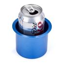 Brybelly Vivid Blue Aluminum Cup Holder