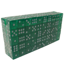 Brybelly 100 Green Dice - 19 mm