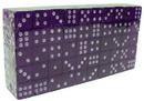 Brybelly 100 Purple Dice - 19 mm