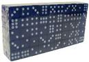 Brybelly 100 Blue Dice - 19 mm