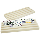 Brybelly Set of Two Plastic Domino Trays