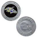 Brybelly Challenge Coin Card Guard - Baltimore Ravens