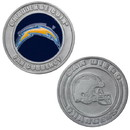 Brybelly Challenge Coin Card Guard - San Diego Chargers