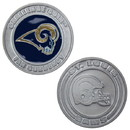 Brybelly Challenge Coin Card Guard - St. Louis Rams