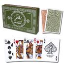 Brybelly Modiano Club Poker Green/Brown Regular