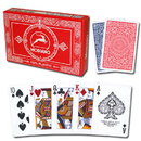 Brybelly Modiano Club Poker Red/Blue Regular