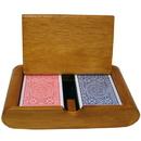 Brybelly Modiano Club Bridge Red/Blue Regular Box Set