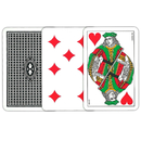 Brybelly Genovesi 100% Plastic Modiano Playing Cards