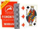 Brybelly Deck of Piemontesi Italian Regional Playing Cards