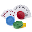 Brybelly Circle-shaped Hands-Free Playing Card Holders