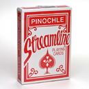 Brybelly Streamline Pinochle, 12 Decks Red/Blue