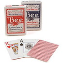 Brybelly Bee Poker, Jumbo Index, 12 Decks Red/Blue