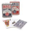 Brybelly Hoyle Poker Standard Index, 12 Decks Red/Blue
