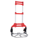 Brybelly  Aluminum Folding Hand Truck, Red