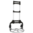 Brybelly  Aluminum Folding Hand Truck, Black