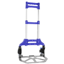 Brybelly  Aluminum Folding Hand Truck, Blue