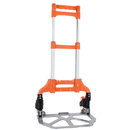Brybelly  Aluminum Folding Hand Truck, Orange