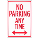 Brybelly No Parking Sign 18