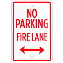 Brybelly No Parking - Fire Lane Sign 18