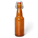 Brybelly 11 Oz Amber Glass Bottles