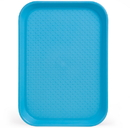 Brybelly 10x14 Cafeteria Tray, Blue