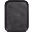 Brybelly 12x16 Cafeteria Tray, Black