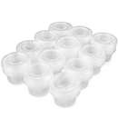 Brybelly 100-pack Condiment Dishes, 2 oz.