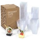Brybelly 100-pack Mini Dessert Cups, 2oz.