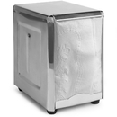 Brybelly Spring-Load Stainless Steel Low-Fold Napkin Dispenser