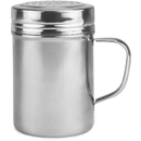 Brybelly Metal Dredge Shaker with Stainless Steel Top