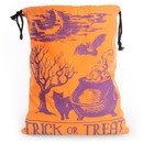 Brybelly Canvas Trick or Treat Bag