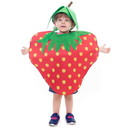 Brybelly Sweet Strawberry Halloween Costume, Medium